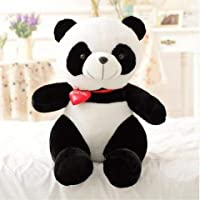 NB Sitting Panda Soft Toy Teddy Bear Toy 30 cm(Medium, Black/White)