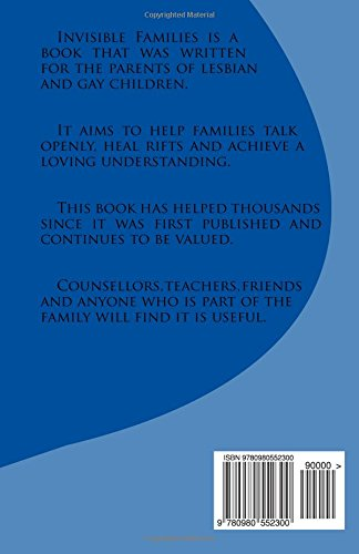 Invisible Families: For Parents Of Lesbian & Gay Children