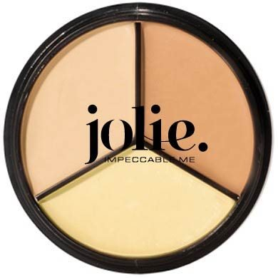 Jolie Pro Palette Correct & Conceal Concealer …