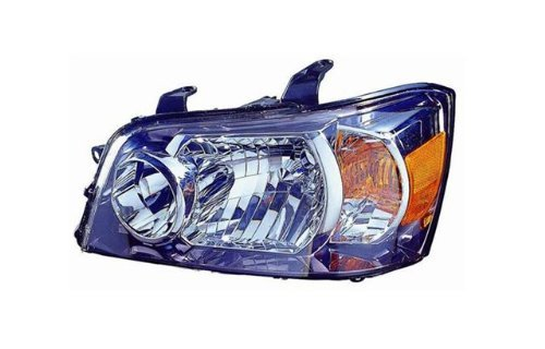 Toyota Highlander Replacement Headlight Assembly - 1-Pair