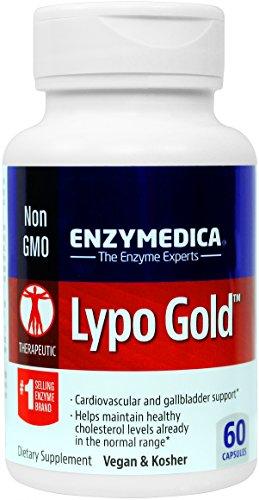 Enzymedica - Lypo Gold - 60 comptage