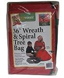 Dyno 11536-206 Wreath Bag, 36'' (Pack Of 6)
