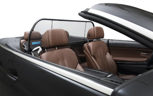Love The Drive BMW Windstop for 6 Series 650 640 M6 F12 2011 thru 2017, trade; Wind Deflector, Wind Screen
