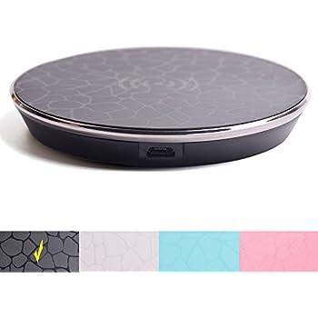 Amazon.com: Fast cargador inalámbrico, y Chen Qi Wireless ...