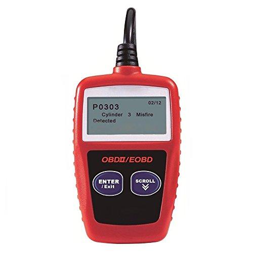 TOOGOO MS309 OBD2 OBDII EOBD Scanner Car Code Reader Data Tester Scan Diagnostic Tool
