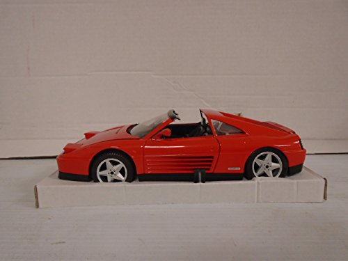 Mira Die Cast Car 1/18 Scale Ferrari 348 TS (Red) Die Cast ()