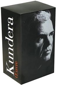 Cof Pleiade Kundera 2v par Milan Kundera