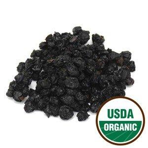 Starwest Botanicals Organic Elder Berries, 4 Ounces
