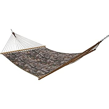 Algoma 6250 Two Point Individual Rope Hammock and Stand Combo