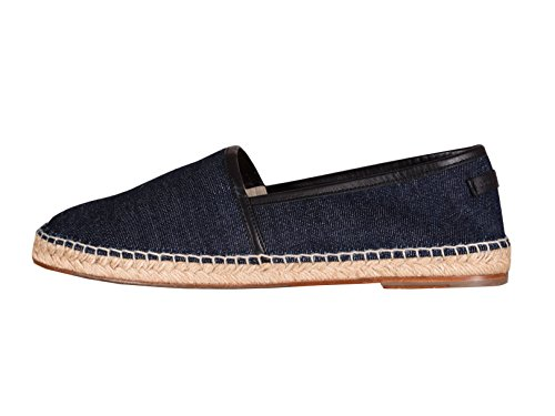 amp; Uomo Blue Scarpa Gabbana Jeans Espadrillas Dolce RFZnxwvZq