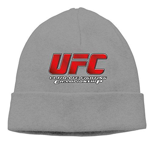 Unisex Adults UFC Ultimate Fighting Championship Logo Winter Unisex Slouchy ()