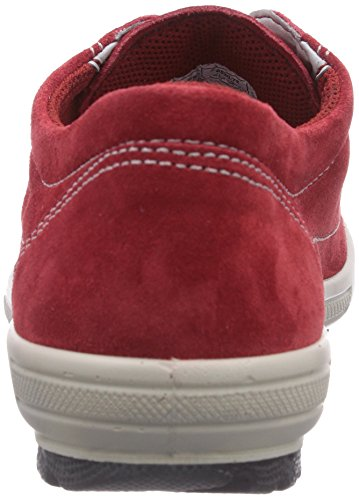 Donna Tanaro Low opera 72 rot Legero Sneaker top Rosso HOZcIIwq