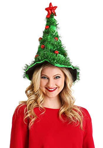 Jacobson Hat Company Adult Light-Up Christmas Tree Hat