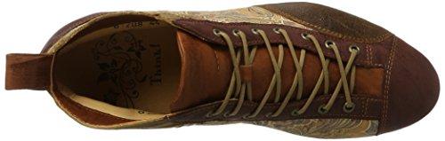Rioja Kombi Multicolor Guad Think Women's 44 Boots Desert CWAq6XwY