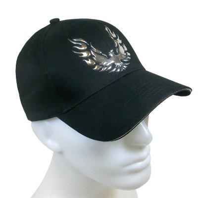 Pontiac Firebird Liquid Metal Baseball (Pontiac Hat)
