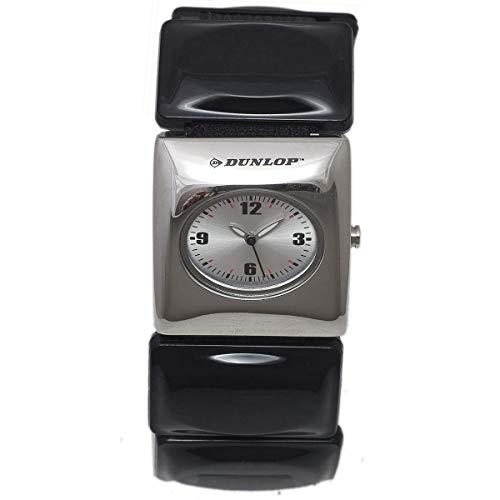 Dunlop Dunlop Analogic Quartz Watch Black by Dunlop