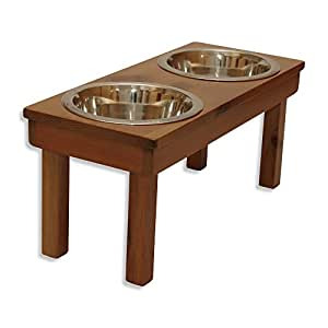 Single Raised Dog Bowls For Large Dogs