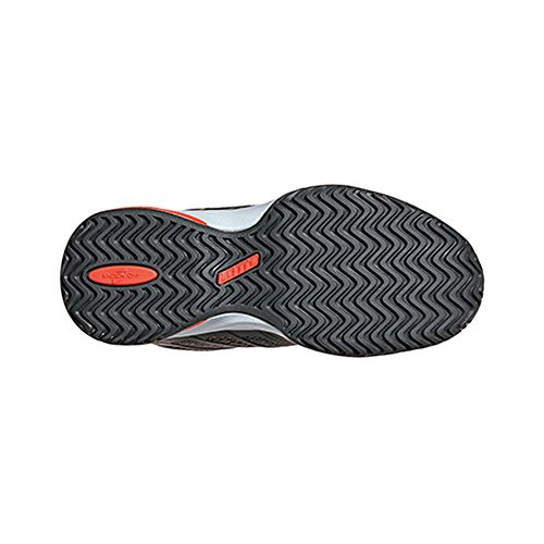 Lotto Zapatillas de Tenis Para Niño Negro Orange Schwarz Weiss