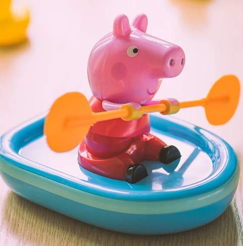 Bath Toy for Baby Toddler and Kids of All Ages Peppa Pig Boating xdobo Peppa Pig Bath toy