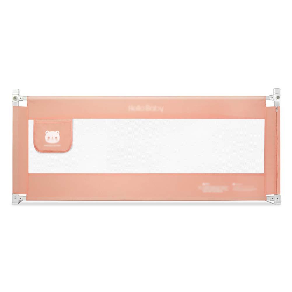 【激安セール】 ベビーシャター耐性ベッドガードレールベッドサイドバッフルフェンス子供用ベッドレール、8高さ調節可能 180cm 200cm、1サイド、150cm/ 180cm :/ 200cm (色 : Pink, サイズ さいず : 200cm) 200cm Pink B07MSF9NH6, メガネ、レンズ交換のアイベリー:bcf08347 --- a0267596.xsph.ru