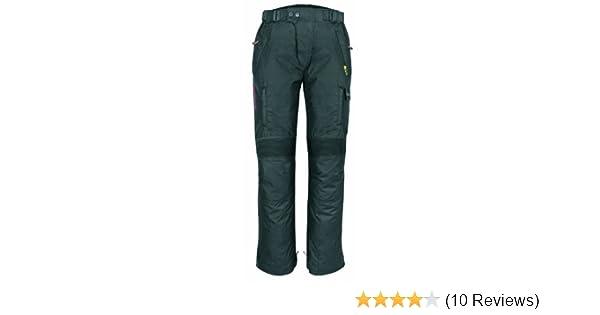 Black, XX-Large Vega Technical Gear Tourismo II Pants