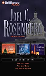 Joel C. Rosenberg CD Collection: The Last Jihad, The Last Days, and The Ezekiel Option