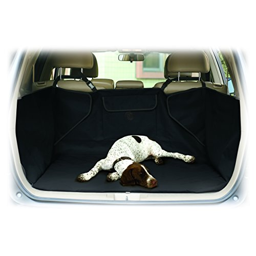 (K&H Pet Products Quilted Cargo Pet Cover & Protector Black)