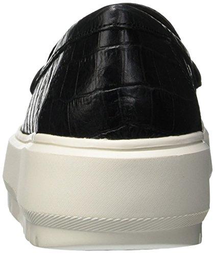 Femme Kaula Geox black Mocassins D Noir C9999 D wOxTRqH