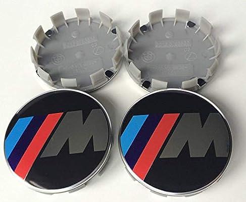 OVR 4 x BMW M Power Logo 68 mm Buje Tapas Tapacubos Llanta Tapa Juego Completo Tapas Llanta Tapa 1 3 4 5 6 7 8 Series X1 X3 X4 X5 X6 Z3 Z4 36136783536 ...