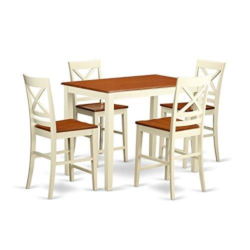 6 High Chairs - 4