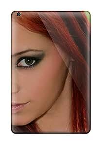 Faddish Phone Arielle Closeup Shot Case For Ipad Mini/mini 2 / Perfect Case Cover