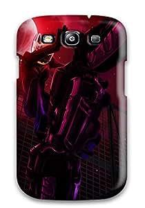 Audrill Galaxy S3 Hybrid Tpu Case Cover Silicon Bumper Durarara by icecream design