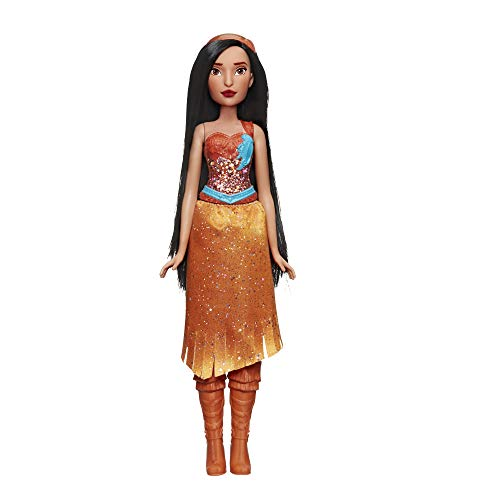 Disney Princess Shimmer Pocahontas Fashion Doll