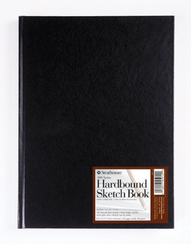 Strathmore 400 Series Hardbound Sketch Journal, 11