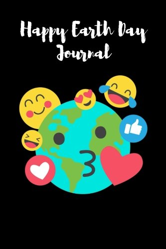 Happy Earth Day Journal: Blank Lined Journal ebook