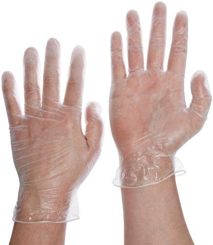 Review Disposable Vinyl Gloves –