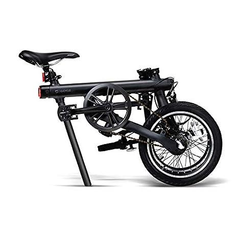 SHIJING 16inch Origina XIAOMI Bicicleta eléctrica Qicycle Mini E ...
