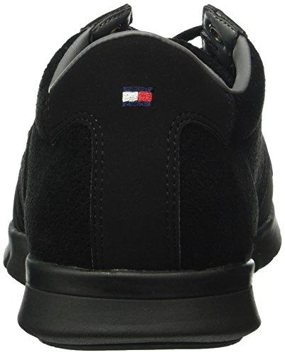 Tommy HilfigerT2285OBIAS 5B - Zapatillas Hombre Schwarz (Black 990)
