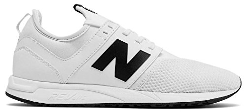 New Balance BUTY 247 Classic, Basses Femme white
