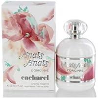 Cacharel Anais AnaisS - Eau de Toilette, Vaporizador, 100 ml
