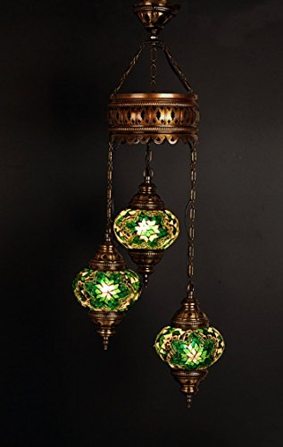 Moroccan Copper Pendant Light