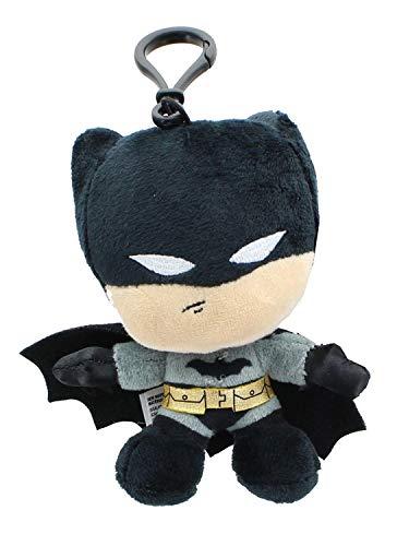 - Se7en20 DC Comics Heroez Clipz 4 Inch Collectible Mini Plush - Batman