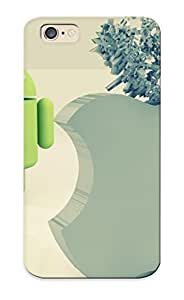 Ellent Iphone 6 Case Tpu Cover Back Skin Protector Android Vs Apple For Lovers' Gifts