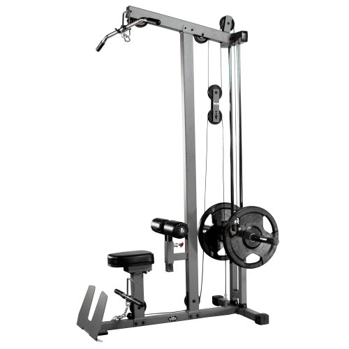 bench press with lat pulldown - 2