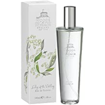 Woods of Windsor Lily of The Valley Eau De Toilette Spray for Women, 3.3 Ounce