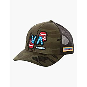 RVCA Boy's Freedom Trucker Hat