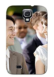 QbuARlu1582lyCkh Brunettes Zooey Deschanel 500 Days Of Summer Actors Laughing Joseph Gordonlevi Fashion Tpu S4 Case Cover For Galaxy by icecream design