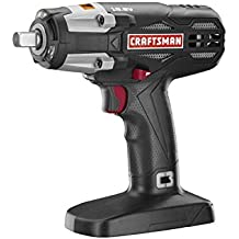 """Craftsman C3 19.2 Volt 1/2"""" Heavy Duty Impact Wrench (Tool Only - Bulk Packaged)"""