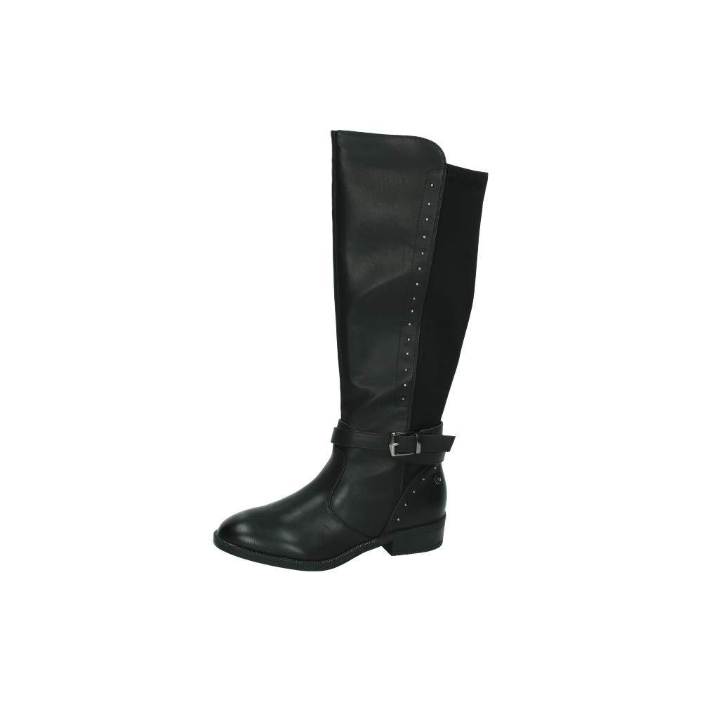 217f6a6730e Amazon.com  Xti 48443 Womens Boots Black  Clothing