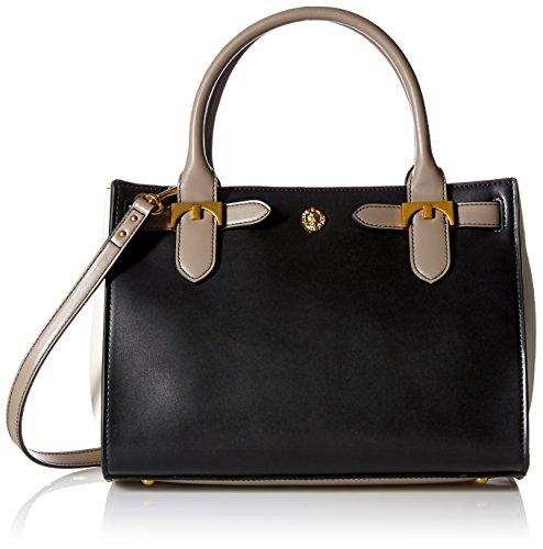 anne-klein-jessica-small-satchel-black-off-white-medium-grey